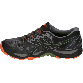 asics Gel-Fujitrabuco 6 G-TX Shoes Men Carbon/Black